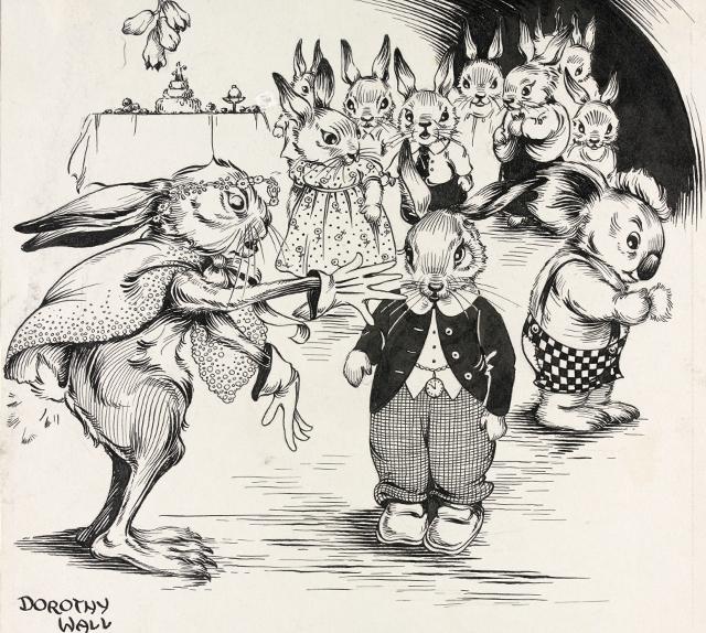 Blink Bill illustration