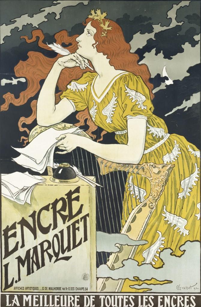 Grasset poster