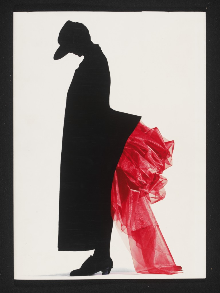 Yohji Yamamoto womenswear catalogue 1986 ©Victoria and Albert Museum, London / Nick Knight / Trunk Archive