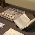 New historic material on display at the Library