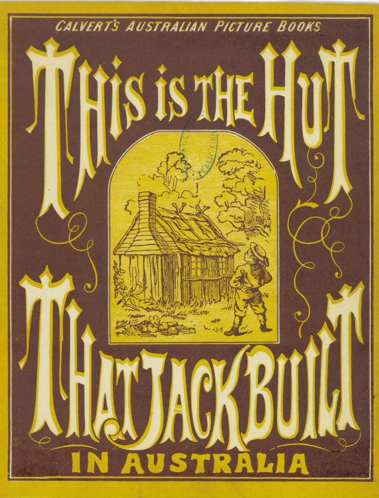 This is the Hut that Jack Built in Australia cover