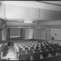 Interior views of cinema: Harold Paynting