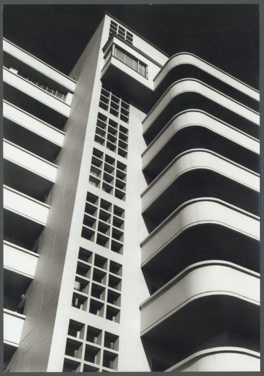 Architectural image of a building