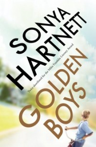 Book cover of Golden Boys by Sonya Hartnett
