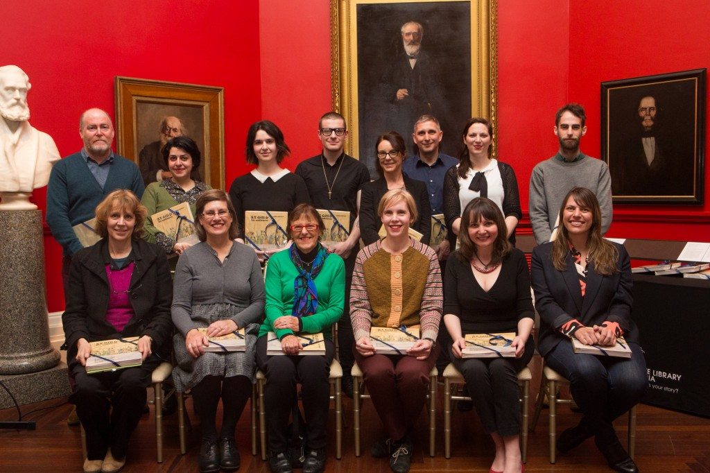 The 2015 State Library Victoria Fellows