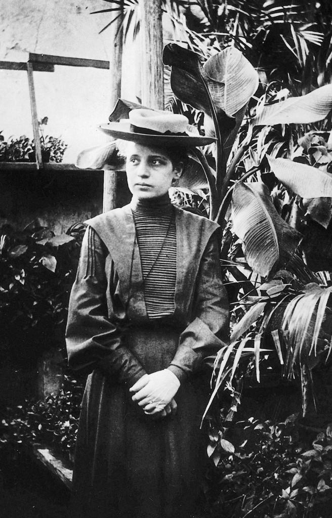 Image of Lise Meitner, 1906