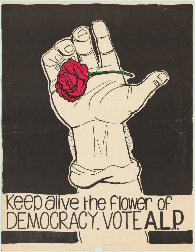 Keep aliver the flower