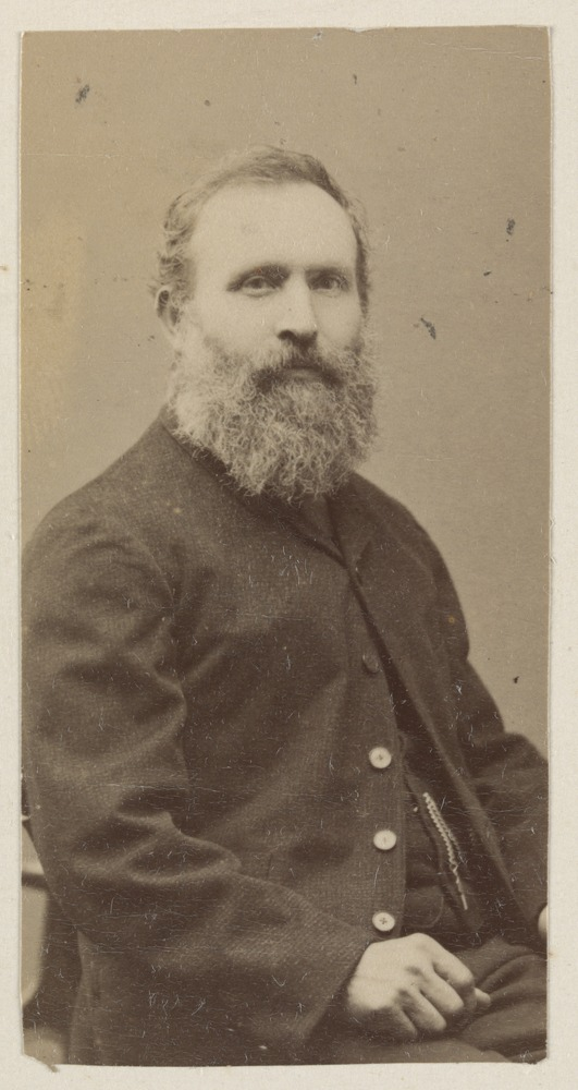Photo of RF.C.W Richard, 1888