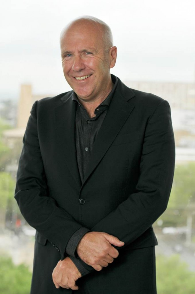 The Boisbouvier Founding Chair of Australian Literature, Richard Flanagan