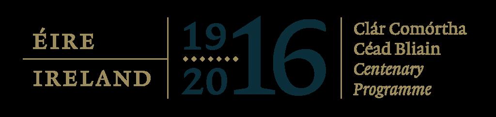 The Ireland 1916-2016 mark