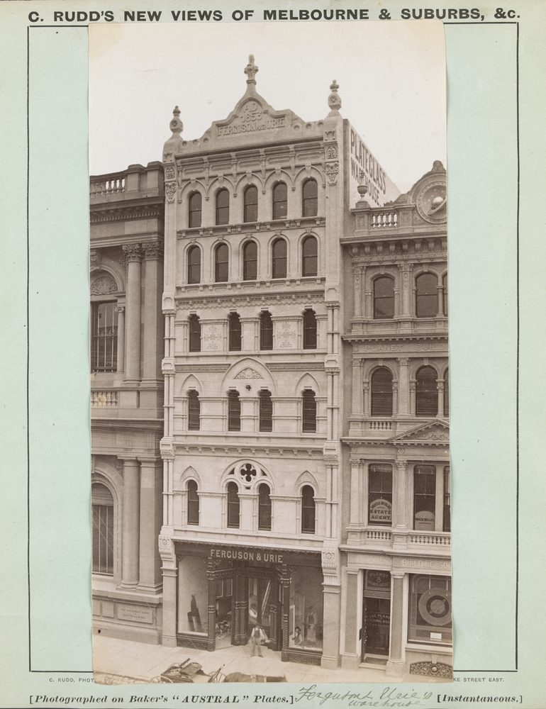 Image of building on Collins Street