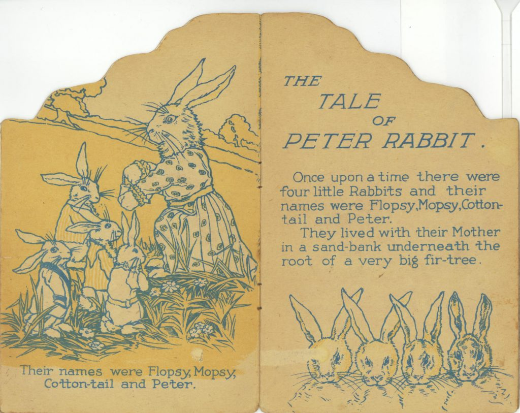 US Peter Rabbit