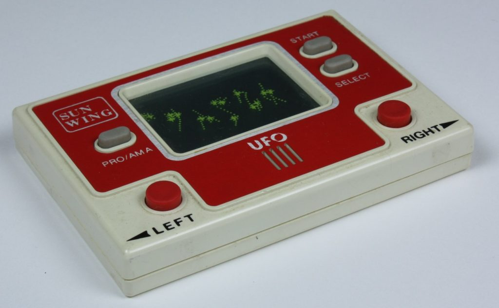 Image of a game