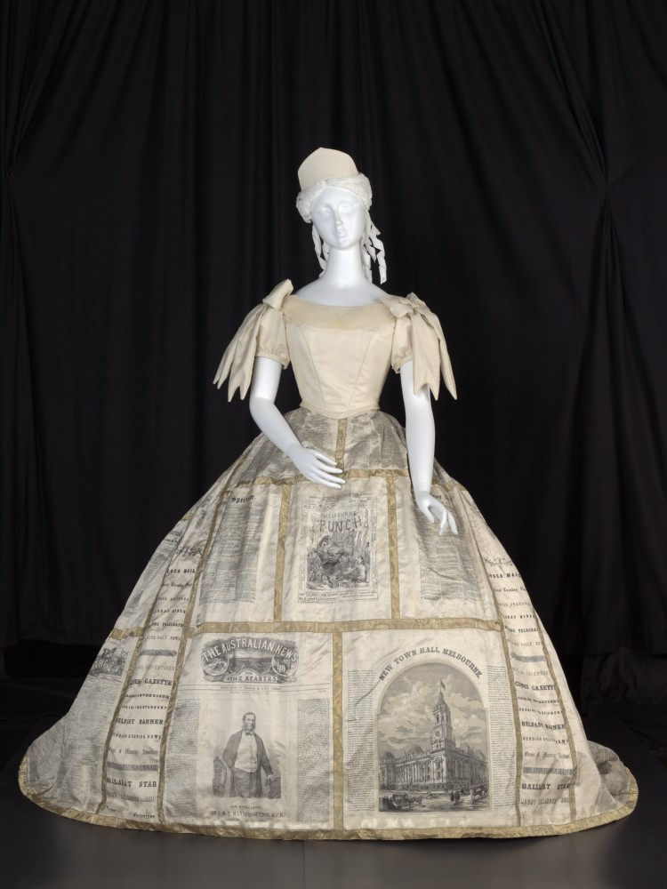 Image of The Press dress