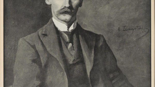Portrait of Henry Lawson