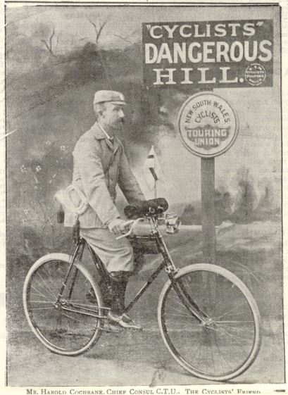 Image from the Australian Cyclist