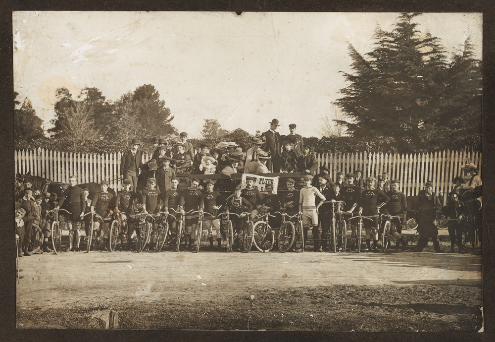 Image of the Kew Bicycle Club