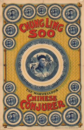 Chung Ling Soo, the Marvellous Chinese Conjurer ALMA 93.2/34