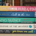 The shortlisted books for the Silver Inky