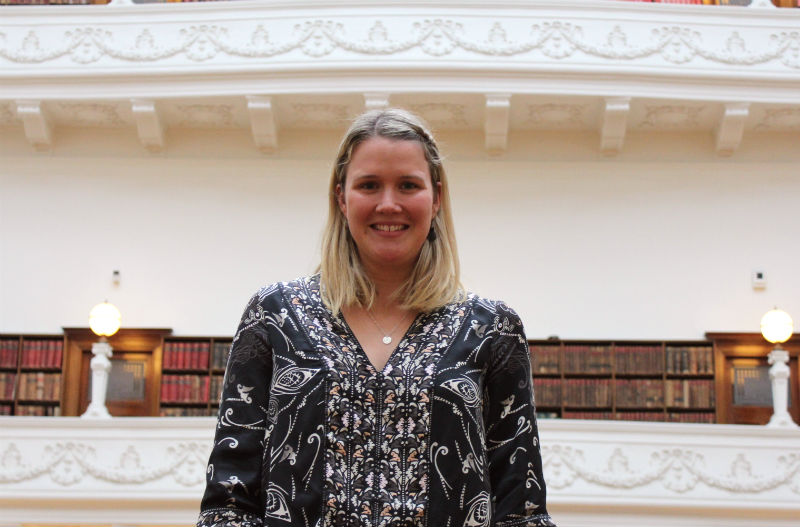 Kate Bird, exhibitions curator