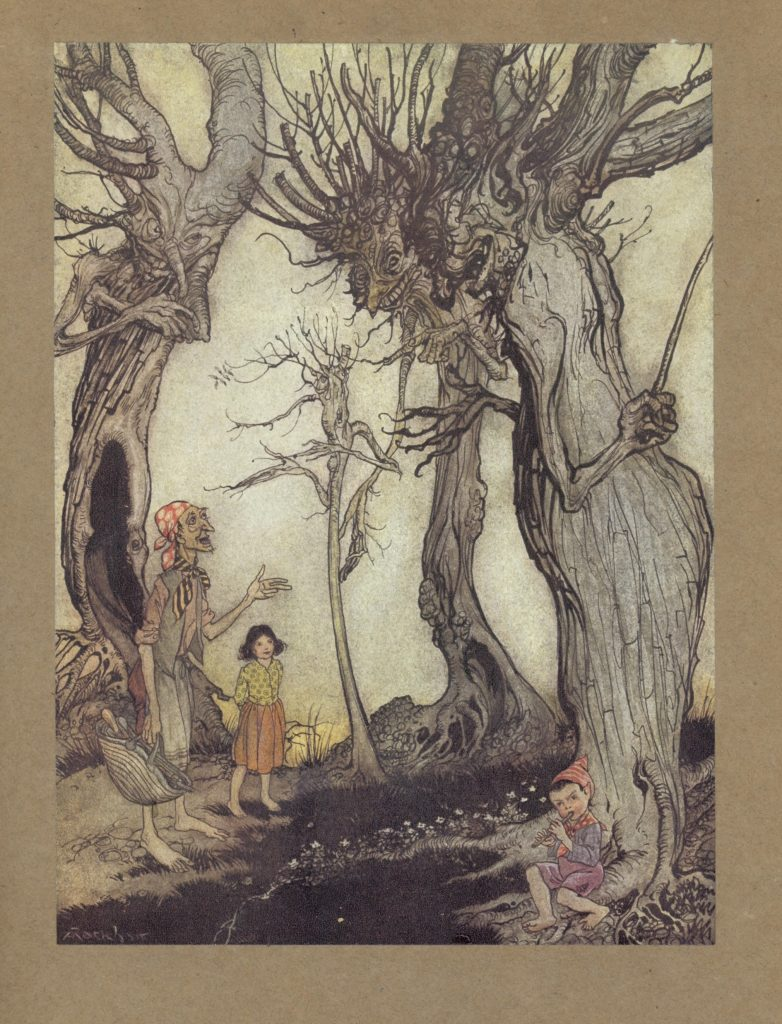 Illustrated Children's Books: Arthur Rackham (1867-1939)