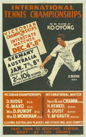 International Tennis H81. 124/273
