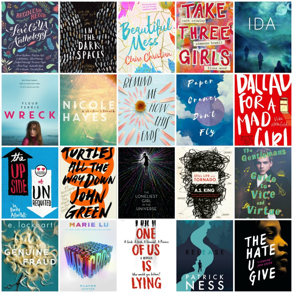State Library Victoria  2018 Inky Award Longlist -1117