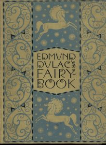 Cover of Edmund Dulac's Fairy Book