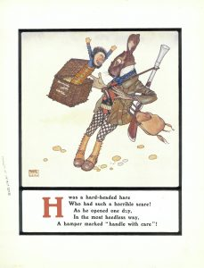 The Letter H, Lyrics Pathetic and Humorous from A to Z