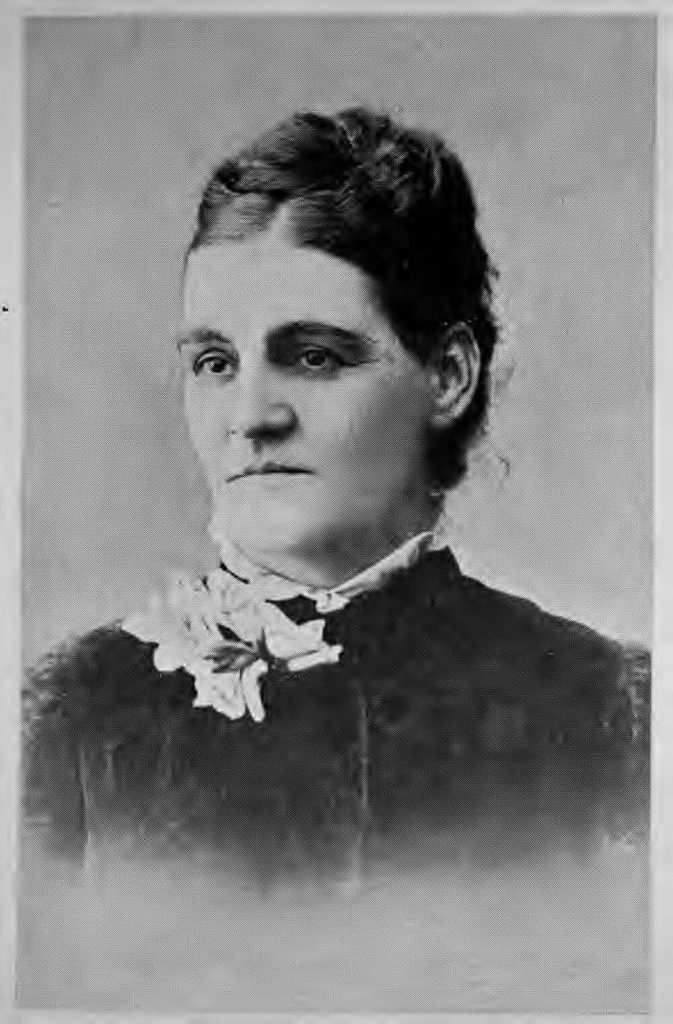 Portrait of Louisa Lawson, ca. 1880