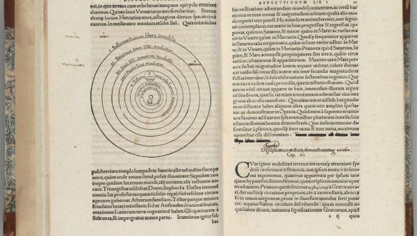 Copernicus De revolutionibus