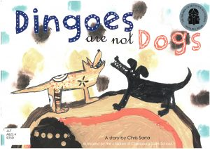 Cover, Dingoes are not dogs, 2011