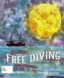 Cover, Free diving, 2017