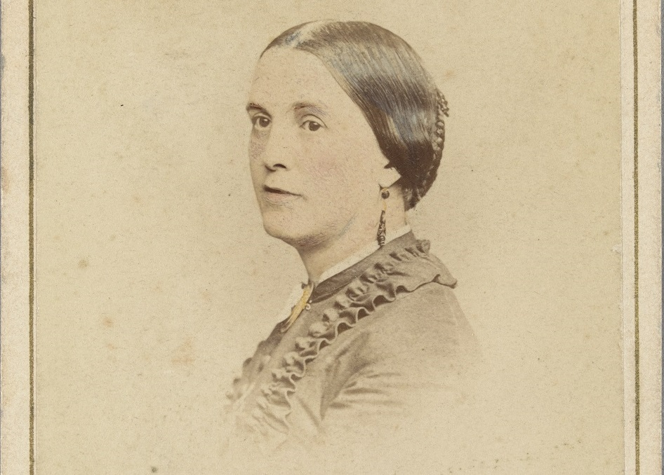 portrait of Mrs Edward Henty