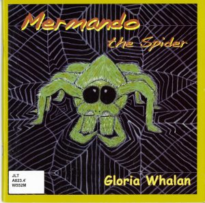 Cover, Mermando the spider, 2010
