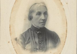 Mrs Stephen Henty, c 1870-80