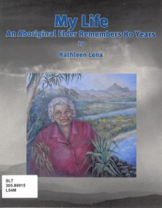 Cover, My life: an Aboriginal Elder remembers 80 years, 2012
