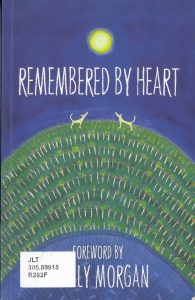 Cover, Remembered by heart, 2014