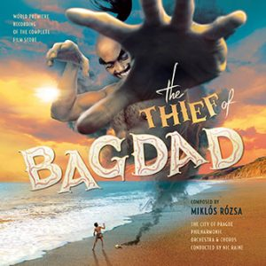 Album art Thief of Bagdad