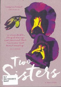 Cover, Two sisters: Ngarta and Jukuna, 2016