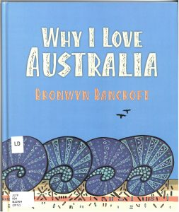 Cover, Why I love Australia, 2012
