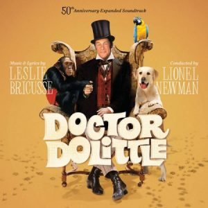 Cover of Doctor Dolittle