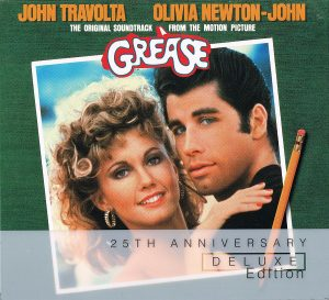 Cover of Grease sountrack