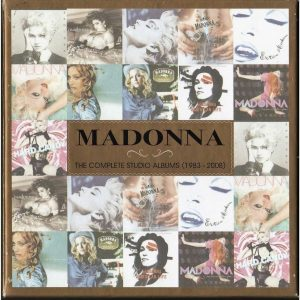Cover of madonna album