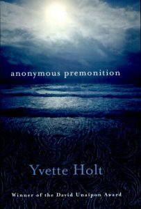 Book cover: Anonymous premonition