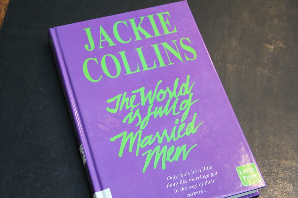 Cover of The world is full of married men