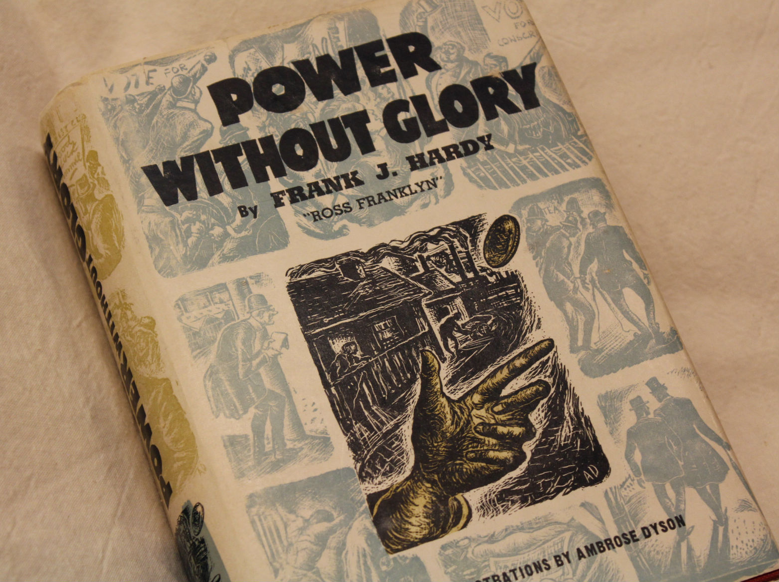 power without glory cover
