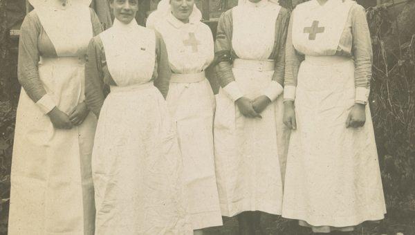 five nurses
