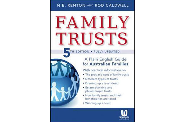 Cover: Family Trusts