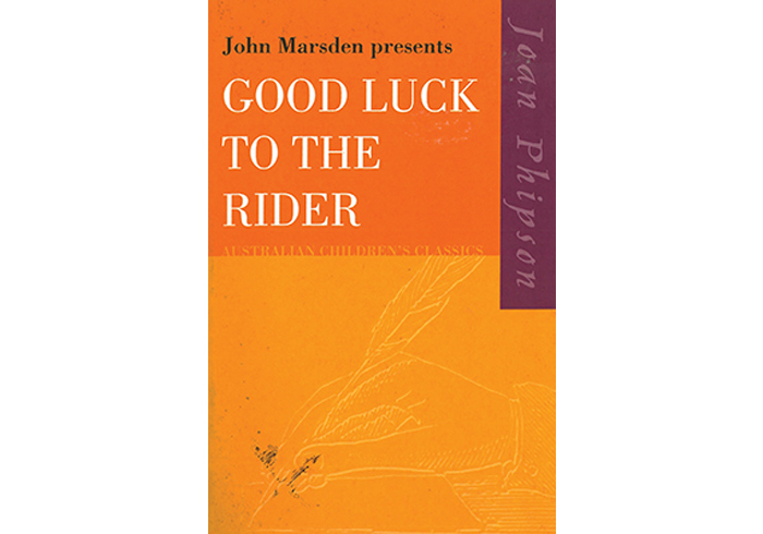 Cover of Good luck to the rider